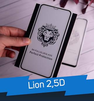 Защитное стекло 2.5D Lion (цена без упаковки)