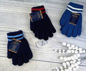 Перчатки на махре 5-7 лет 5-54(5-7)