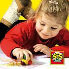 Карандаш-Шар - Волшебный Шар (6 Цветов)  SES Creative 00242S, фото 3