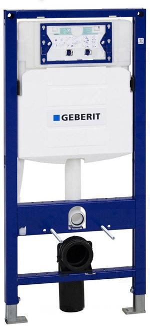 Инсталляционные системы Geberit Инсталляция для унитаза Geberit Duofix 111.300.00.5