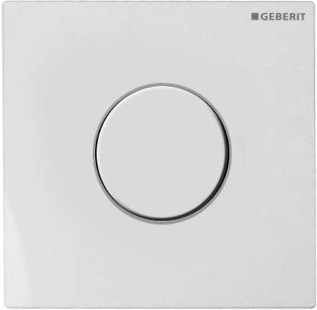 Клавиши смыва Geberit Клавиша смыва для писсуара Geberit Sigma 10 116.011.11.5