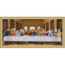 Набор для вышивания крестиком B407 Тайная вечерья