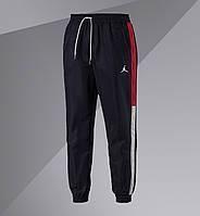 Спортивные штаны Jordan, мужские штаны Джордан с защитой от дождя и ветра