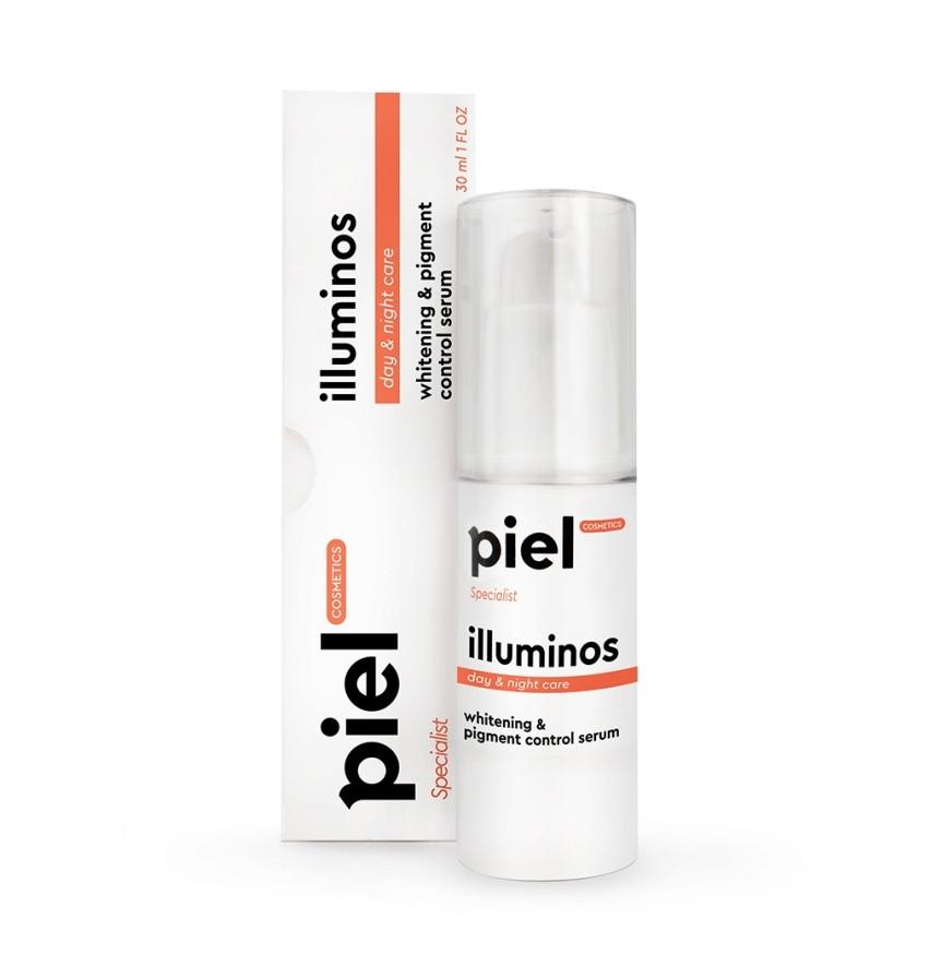 Інтенсивна відбілююча сироватка Piel Cosmetics Rejuvenate Illuminos Serum