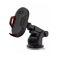 Автомобильный держатель для телефона XO C39, Black