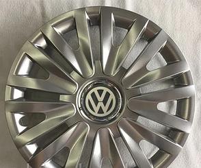 Колпаки Volkswagen R14 (Комплект 4шт) SJS 217