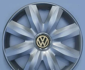 Колпаки Volkswagen R14 (Комплект 4шт) SJS 221