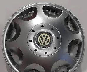 Колпаки Volkswagen R15 (Комплект 4шт) SJS 300