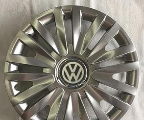 Колпаки Volkswagen R15 (Комплект 4шт) SJS 313