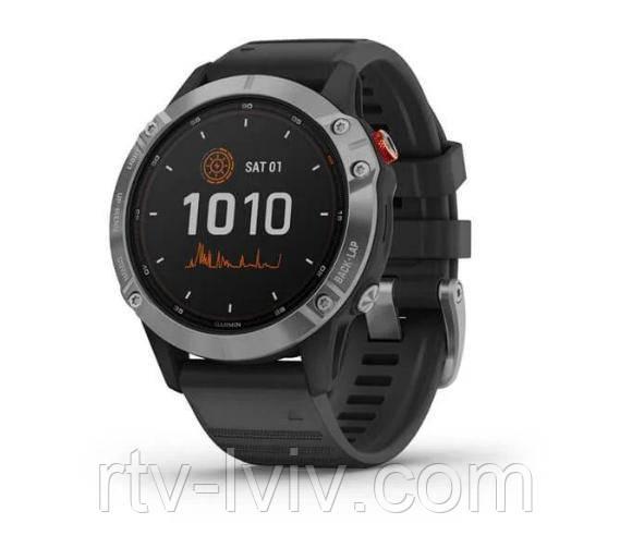 Часы Garmin Fenix 6 Solar