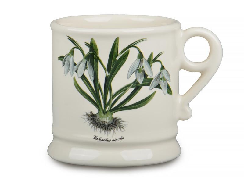 Чашка Nuova CER Galanthus nivalis 350мл