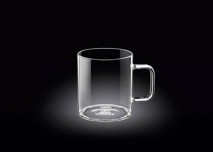 Стеклянная чашка Wilmax Thermo 250мл