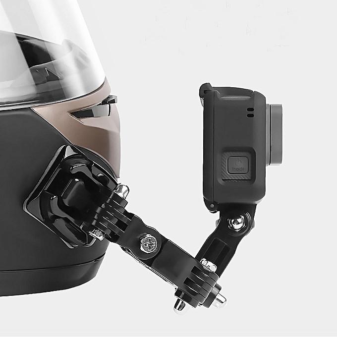 Бічне кріплення на шолом Side Mount для екшн камери GoPro SJCAM Xiaomi Yi, Sony
