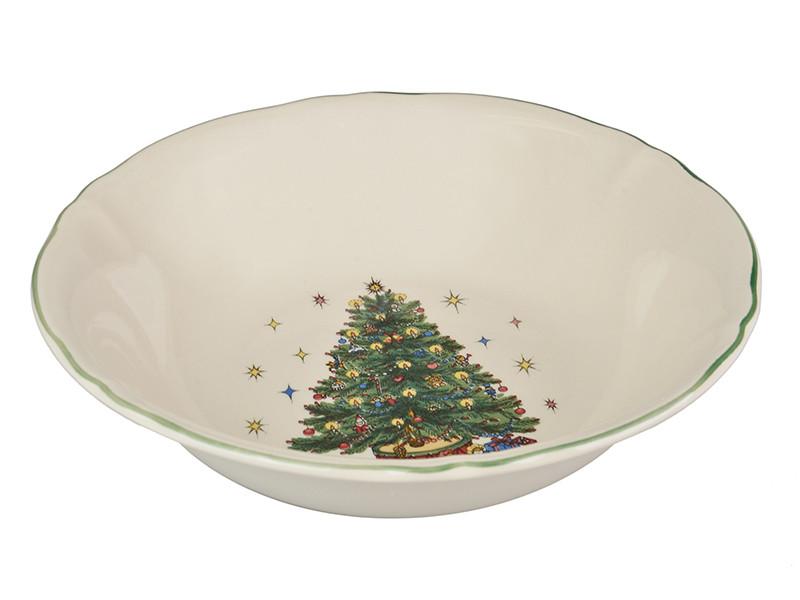 Салатник Christmas Tree 240мм