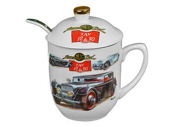 Заварочная чашка Ретро авто 300мл