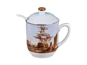 Заварочная чашка Корабль 300мл