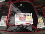 Авточехлы Favorite на Peugeot 207 2006-2012 хэтчбек,Пежо 207 2006-2012 года, фото 7