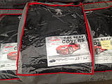 Авточехлы Favorite на Peugeot 207 2006-2012 хэтчбек,Пежо 207 2006-2012 года, фото 8