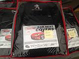 Авточехлы Favorite на Peugeot 207 2006-2012 хэтчбек,Пежо 207 2006-2012 года, фото 6