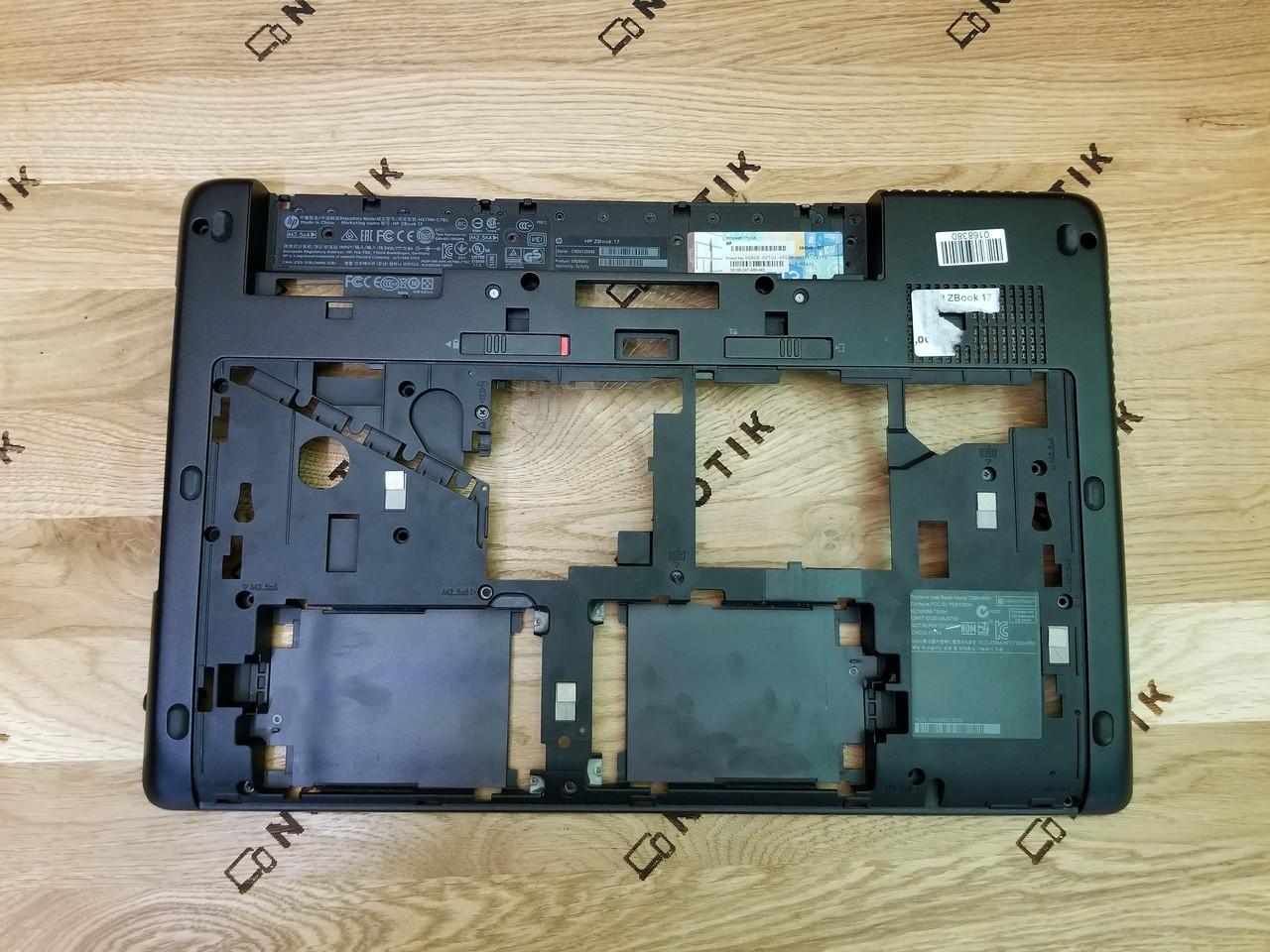 Середня частина бази корпусу ноутбука HP ZBook 17 ОРИГІНАЛ
