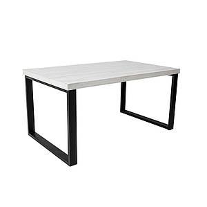 Стол обеденный TreeLand Шерман Vitan 140х60 см прямоугольный на металлокаркасе