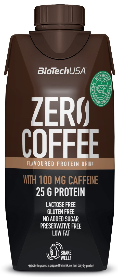 Zero Coffee BioTech 330 мл