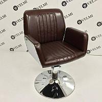 Стильное парикмахерское кресло Infinity