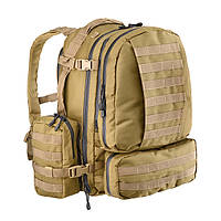 Рюкзак тактический Defcon 5 Full Modular Molle Pockets 60 (Coyote Tan)