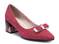 Туфли VISTTALY F274-05A-109CK 36 Красный, КОД: 1890985