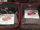 Авточехлы Favorite на Fiat Doblo Nuovo 2010> van,Фиат Добло, фото 5