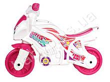 Каталка Мотоцикл, розовый