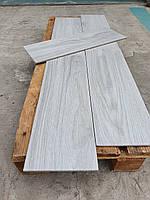 Плитка керамогранит под серое дерево с патиной Wood GRC 200х600 Напольная плитка под серый паркет