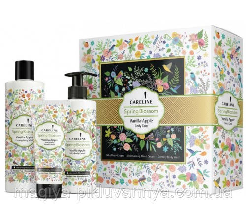 CARELINE Spring Blossom Подарочный набор (3 ед.), арт. 992492