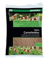 """Грунт для мини-аквариумов Nano Garnelenkies, цвет """"Borneo braun"""", фракция 0,7-1,2 мм., 2 кг"""
