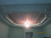 Монтаж гипсокартона: стены, потолки, перегородки, короба в Днепропетровске