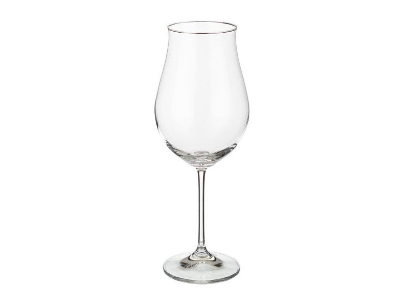 Бокал тюльпан для вина Bohemia Attimo 340 мл 6 шт Богемия Аттимо