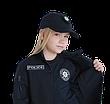 Бейсболка блайзер детская Полиция цвет темно-синий воронье крыло, фото 4