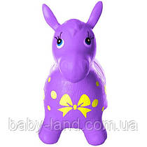 Стрибун-конячка MS 0372 (Фіолетовий)