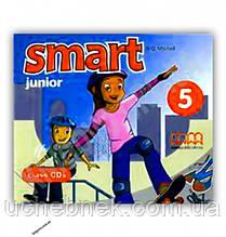 Диск Англійська мова 4 клас Поглиблений Smart Junior 5 Class CD Mitchell H.Q. MM Publications