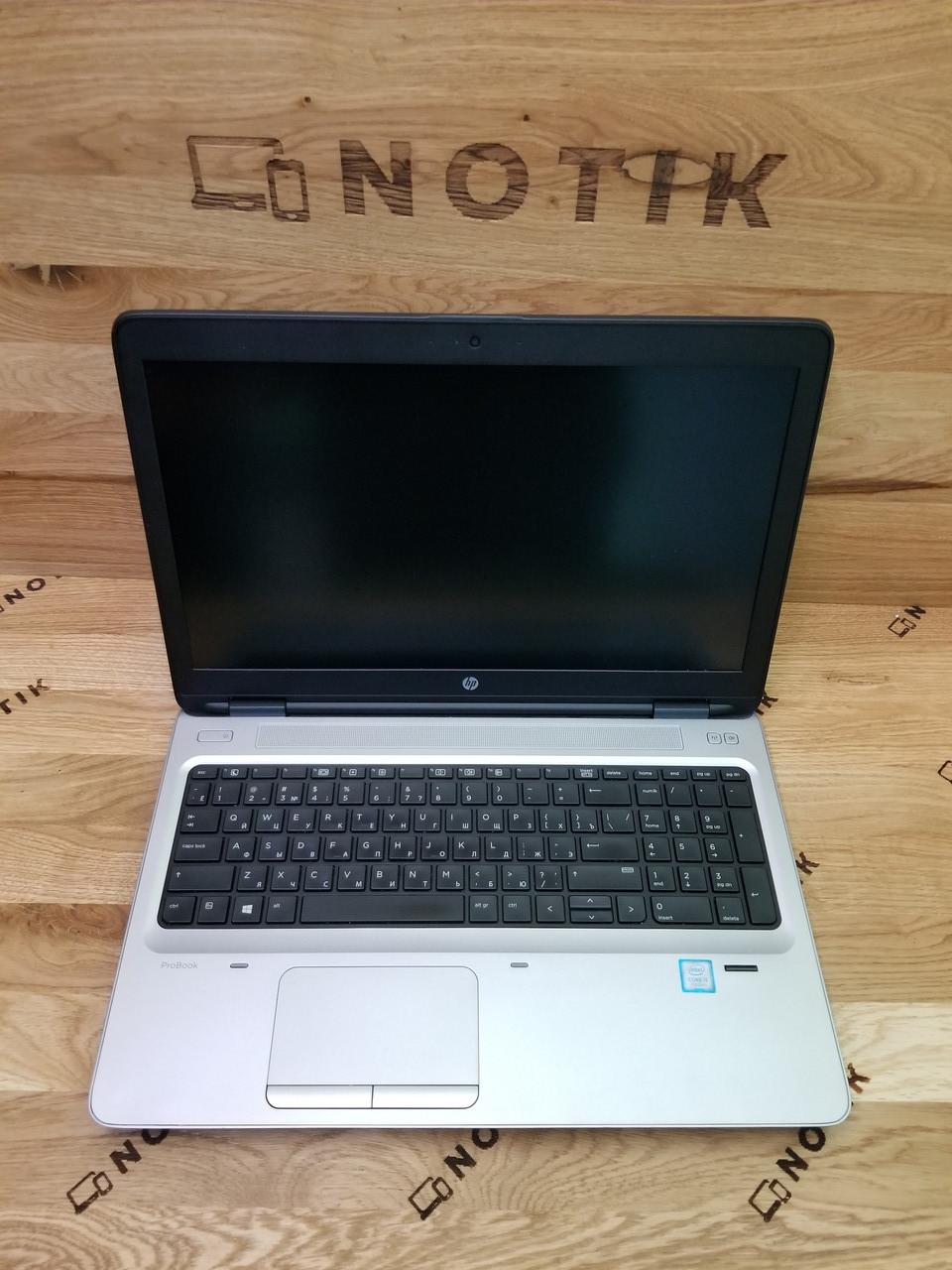 Ноутбук HP ProBook 650 g3 i5-7200u/8Gb/500HDD/FHD