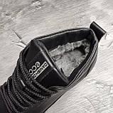 Мужские зимние ботинки Ecco OS166 черные, фото 3