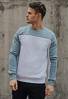 Свитшот Staff blue & white fleece, фото 1