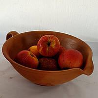 Ковш для страв керамічний, фото 1