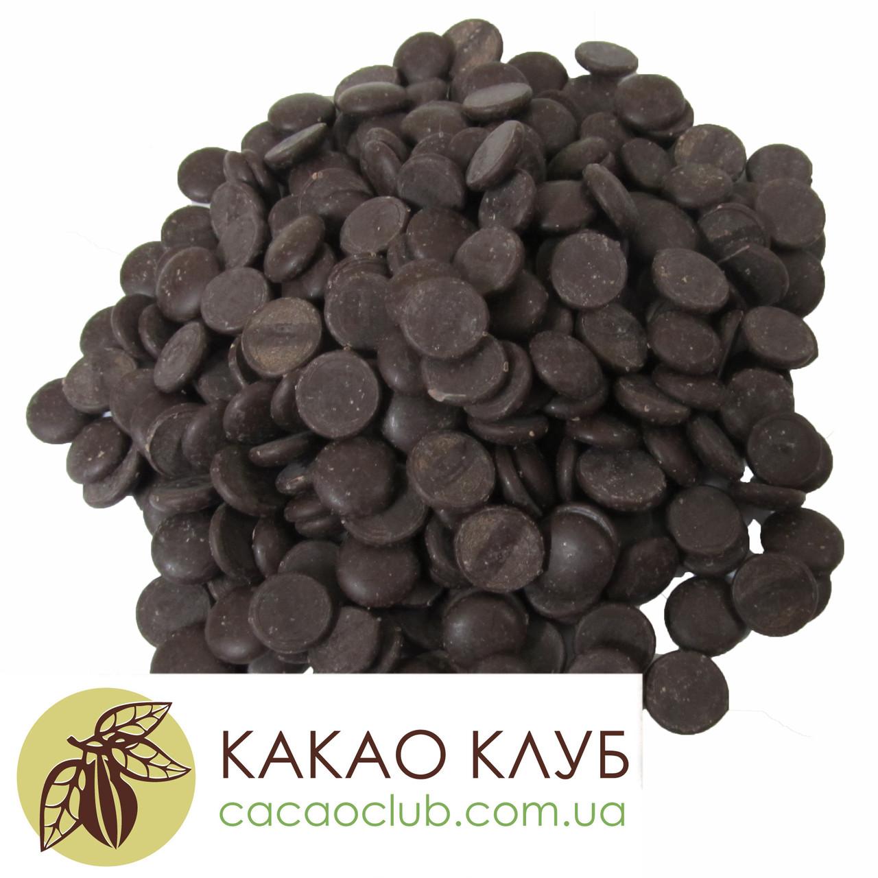 Шоколад черный 54% Cargill, премиальная линейка ТМ Veliche,  бельгийский кондитерский в каллетах, 1 кг