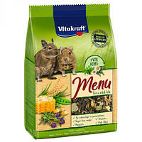 Корм для дегу Vitakraft Menu, 0,6 кг