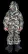 Костюм детский камуфляжный OUTDOOR Вулкан теплый StormWall на флисе цвет TERRA, фото 6