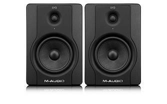 """Студийный монитор активный M-Audio BX5D2 Pair 5""""+1"""" 70 Вт"""