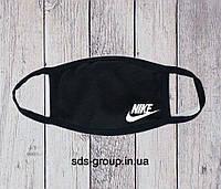 Защитная маска Nike Minimal Logo унисекс, (мужская, женская, детская)