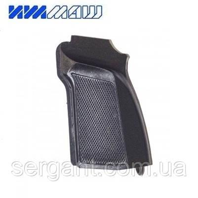 ОРТОПЕДИЧЕСКАЯ пластиковая чёрная рукоятка для пистолета Макарова ПМ