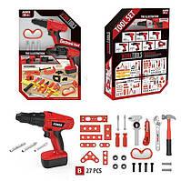 Набор инструментов OYG 602-7 B 27 деталей